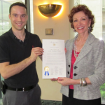 Peggy M. Parks, Nicholas Juliano and Civility Awareness proclamation