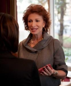 Peggy M. Parks, Public Speaker