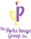 The Parks Image Group logo