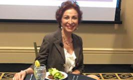 Peggy M. Parks, Dining Etiquette