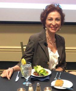 Peggy M. Parks, Dining Etiquette Expert