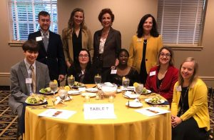 The Parks Image Group Business Etiquette Training Session at Georgia Tech